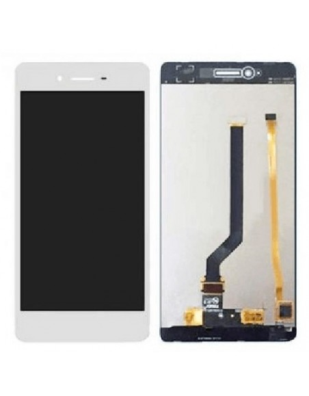 Oppo F1 LCD Screen and Digitizer Assembly - White  - 1