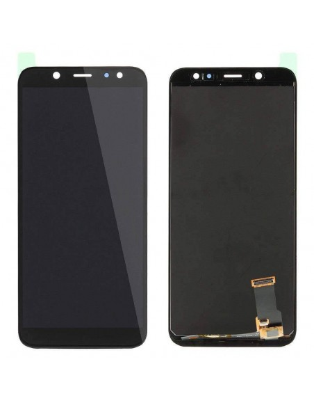 Samsung A6 LCD Screen Digitizer Assembly - Black - Original GH97-21898A GH97-21897A  - 1