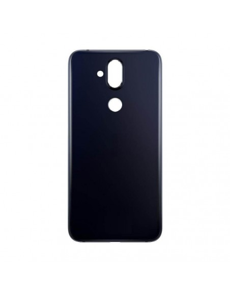 Nokia 8.1 Back Cover - Black Nokia/Microsoft - 1