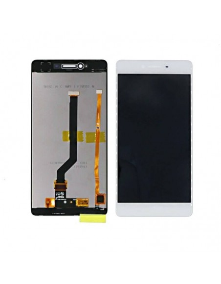 Oppo A53 LCD Screen and Digitizer Assembly - White Oppo - 1