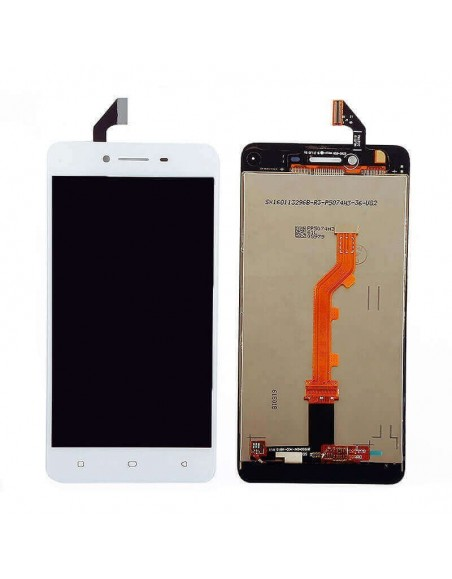 Oppo A37 LCD Screen and Digitizer Assembly - White Oppo - 1