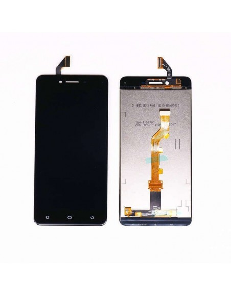 Oppo A37 LCD Screen and Digitizer Assembly - Black  - 1