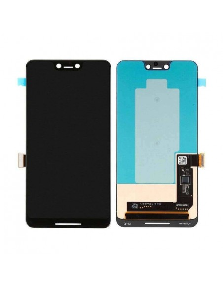 Google Pixel 3 XL LCD Screen Digitizer Assembly - Black Google - 1