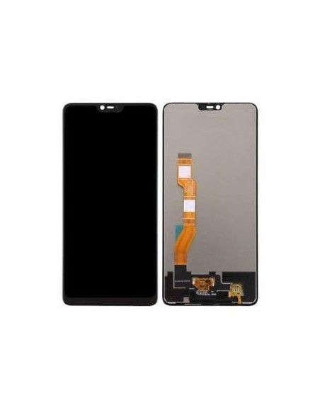 Oppo A3 LCD Screen and Digitizer Assembly - Black Oppo - 1
