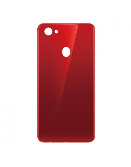 Oppo F7 Back Cover - Red Oppo - 1