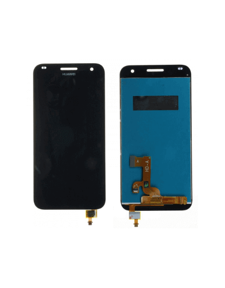 Huawei Ascend G7 LCD Screen and Digitizer Assembly - Black Huawei - 1