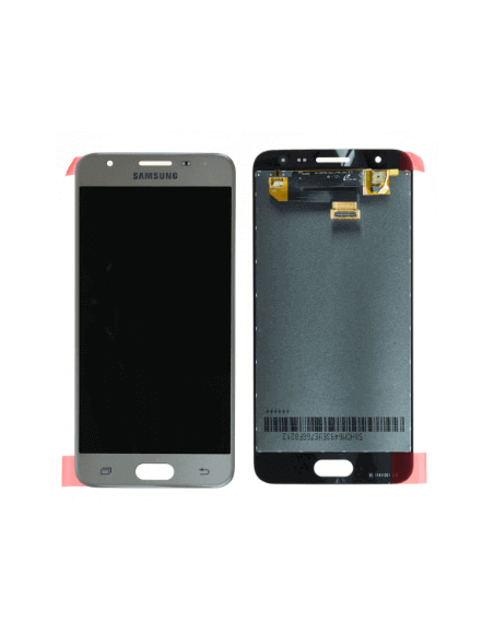 Samsung Galaxy J5 Prime SM-570F LCD Screen and Digitizer Assembly - Gold - Original GH96-10290A  - 1