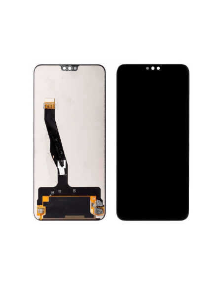 Honor 8X LCD Screen and Digitizer Assembly - Black Huawei - 1