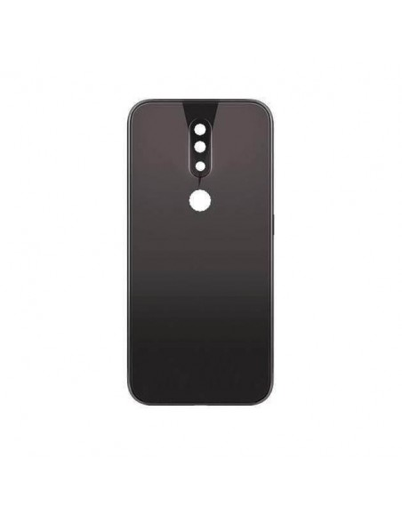 Nokia 4.2 Back Cover - Black Nokia/Microsoft - 1