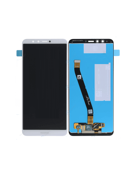 Huawei Y9 2018 LCD Screen and Digitizer Assembly - White Huawei - 1