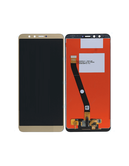 Huawei Y9 2018 LCD Screen and Digitizer Assembly - Gold Huawei - 1