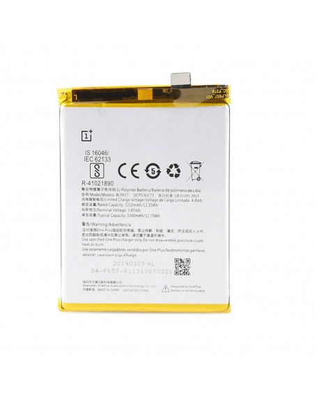 Batterie pour OnePlus 6 OnePlus - 1