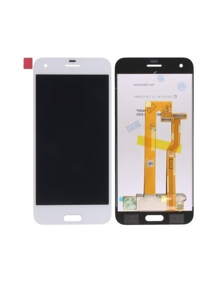 HTC One A9S LCD Screen and Digitizer Assembly - White