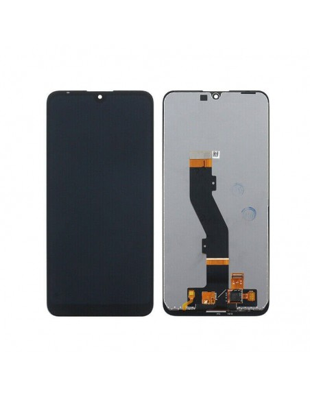 Nokia 3.2 LCD Screen and Digitizer Assembly - Black Nokia/Microsoft - 1
