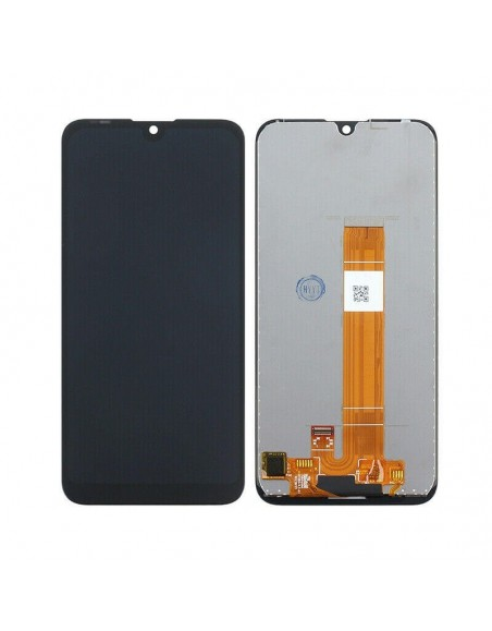 Nokia 2.2 LCD Screen and Digitizer Assembly - Black Nokia/Microsoft - 1