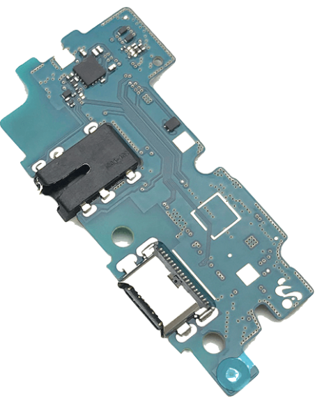 Galaxy A30 SM-A305F/DS Charging Connector , Jack Audio , Microphone Board Samsung - 1