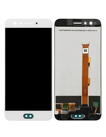Oppo F5 LCD Screen and Digitizer Assembly - White Oppo - 1