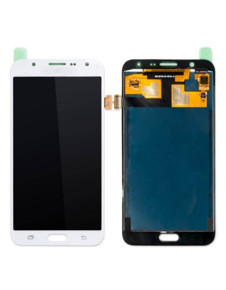 Samsung Galaxy J7 2015 SM-J700F LCD Screen and Digitizer Assembly  - White  TFT Samsung - 1