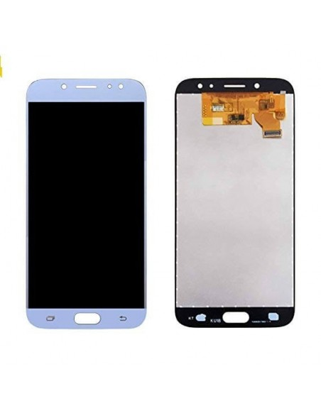 Samsung Galaxy J7 2017 SM-J730FD LCD Screen and Digitizer Assembly - Blue TFT Samsung - 1