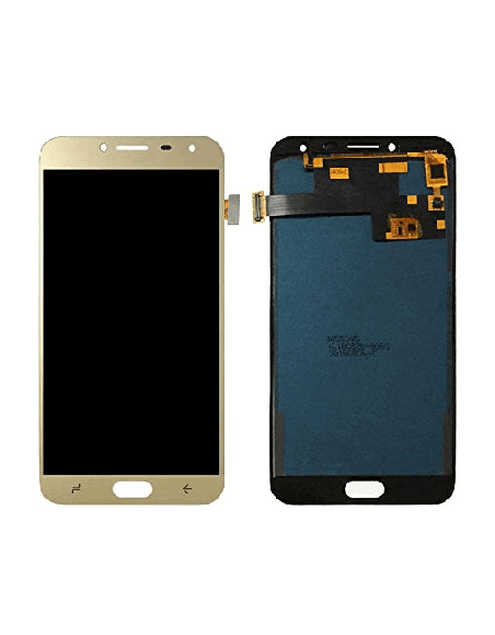Samsung Galaxy J4 SM-J400F/DS LCD Screen and Digitizer Assembly - Gold TFT Samsung - 1