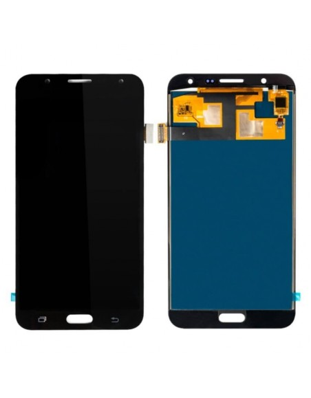 Samsung Galaxy J7 2015 SM-J700F LCD Screen and Digitizer Assembly - Black Oled Samsung - 1