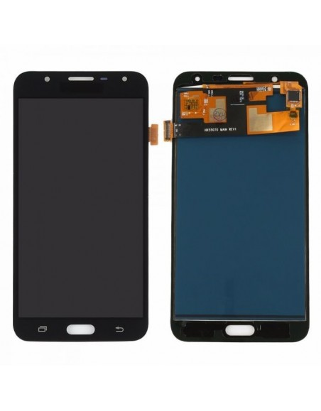 Samsung Galaxy J7 Core LCD Screen and Digitizer Assembly - Black Oled Samsung - 1