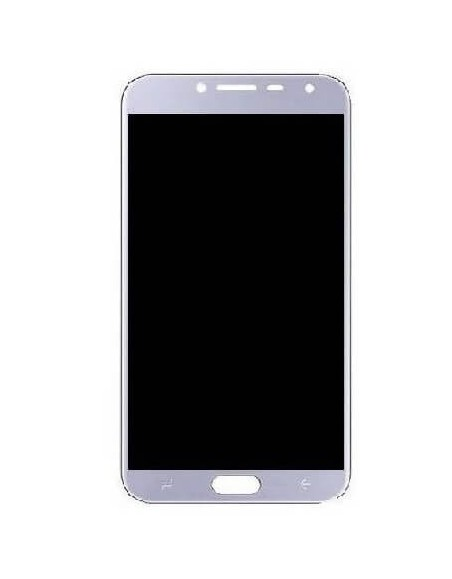 Samsung Galaxy J4 SM-J400F/DS LCD Screen and Digitizer Assembly - Gray Oled Samsung - 1