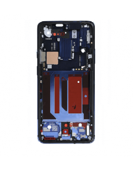 OnePlus 7 Pro Front Cover - Blue Samsung - 1