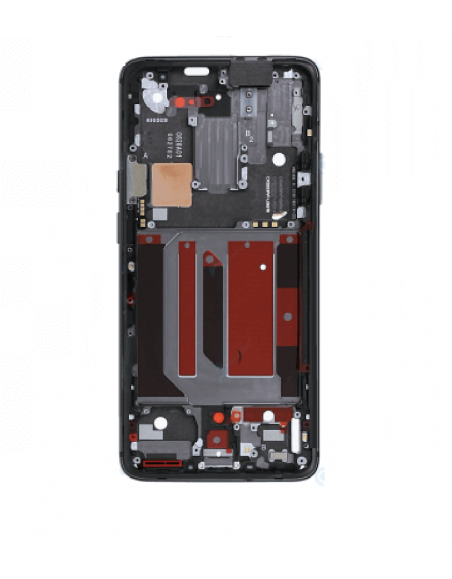 Chassis pour OnePlus 7 Pro - Gris Samsung - 1
