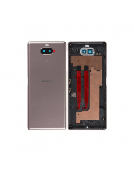 Sony Xperia 10 / 10 Dual Back Cover - Pink - Original Sony - 1