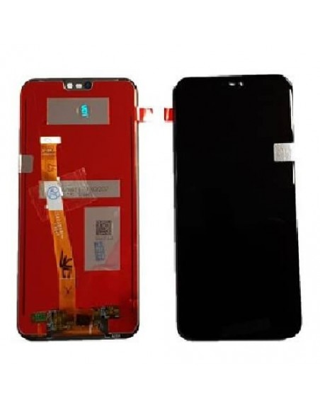 Honor 20 Lite LCD Screen and Digitizer Assembly - Black Huawei - 1