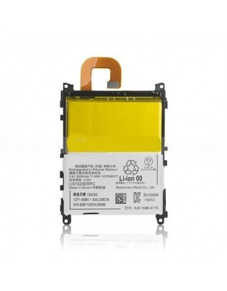 Replacement for Sony Xperia Z1 Battery
