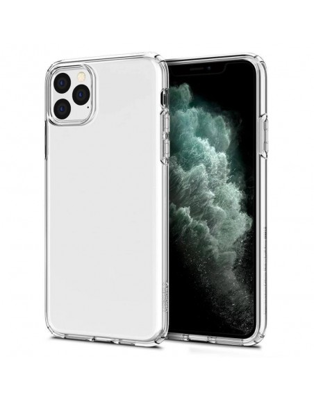 Crystal Clear Transparent Silicone Case For iPhone 11 Pro