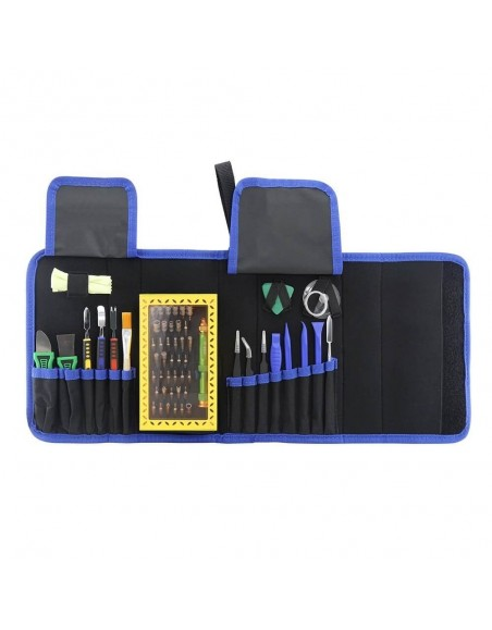 BST-119 Magnetic Screwdriver Set, Removable, Mobile Phone Repair Kit with Spudger Prying Tool