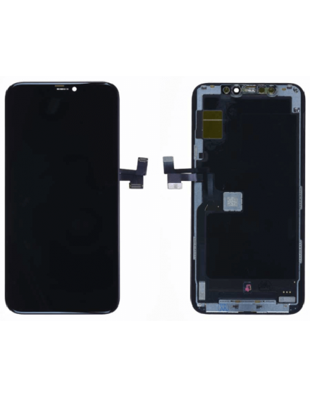 iPhone 11 Pro LCD Screen and Digitizer Assembly OEM - Black Apple - 1