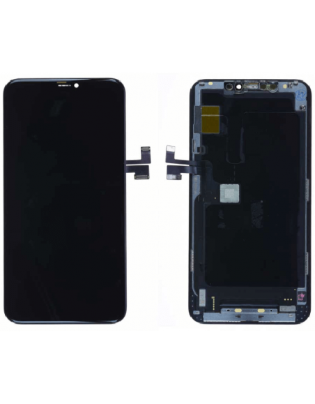 iPhone 11 Pro Max LCD Screen and Digitizer Assembly OEM - Black Apple - 1