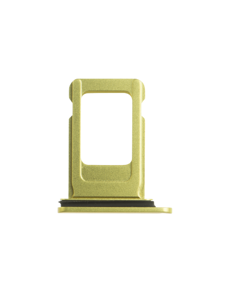 iPhone 11 SIM Card Tray - Yellow Apple - 1