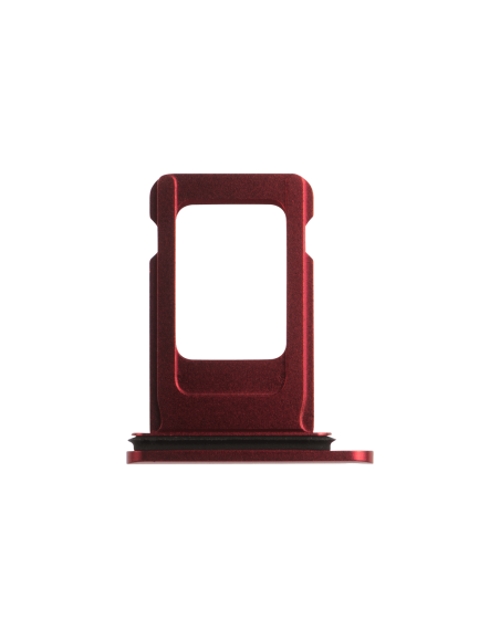 iPhone 11 SIM Card Tray - Red Apple - 1
