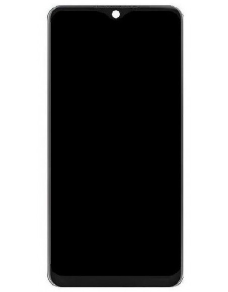 Nokia 7.2 LCD Screen and Digitizer Assembly - Black Nokia/Microsoft - 1