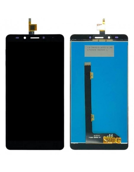Infinix Note 3 LCD Screen and Digitizer Assembly - Black Oppo - 1