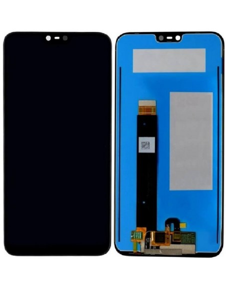 Nokia 6.1 Plus LCD Screen and Digitizer Assembly - Black Nokia/Microsoft - 1