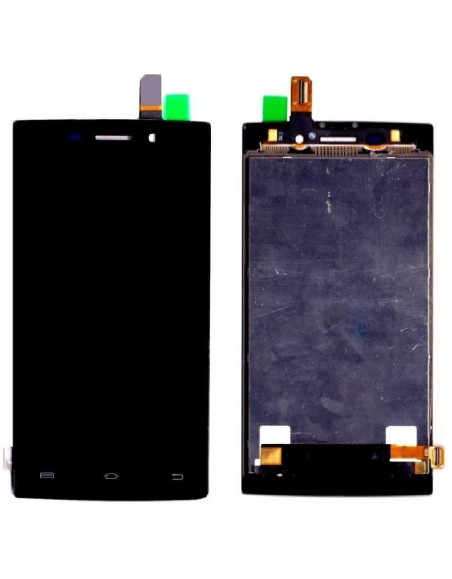 Vivo Y15 LCD Screen and Digitizer Assembly - Black Huawei - 1