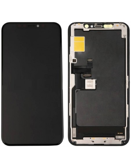 iPhone 11 Pro LCD Screen and Digitizer Assembly - Black Apple - 1