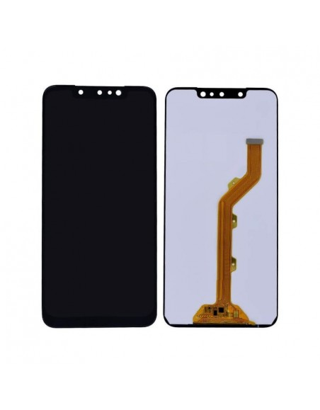 Infinix Hot 7 Pro LCD Screen and Digitizer Assembly - Black Infinix - 1