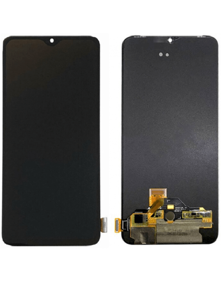 OnePlus 7 LCD Screen Digitizer Assembly without Fingerprint - Black OnePlus - 1