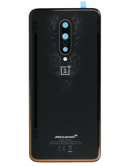 OnePlus 7T Pro Back Cover- Black OnePlus - 1
