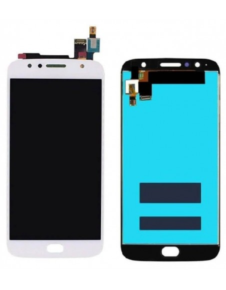 Moto G5s Plus LCD Screen and Digitizer Assembly - White
