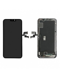 iPhone X LCD Screen and Digitizer Assembly with Frame ( O-LED - GX) - Black