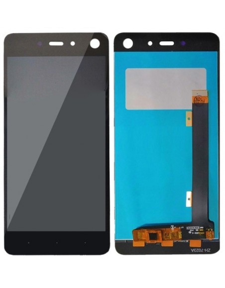 Infinix Hot S2 Pro X522 LCD Screen and Digitizer Assembly - Black Oppo - 1