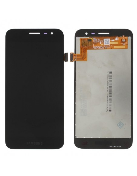 Samsung Galaxy J2 Core LCD Screen and Digitizer Assembly - Black - O-LED Samsung - 1